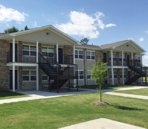 Chicot Apartments